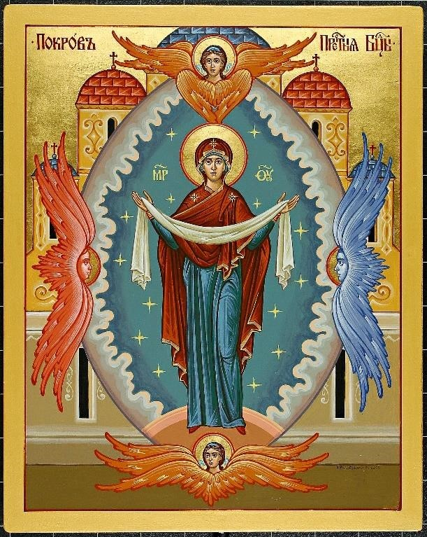 Icon of the Transfiguration of Christ