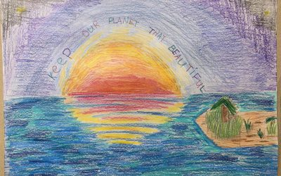 Edmonton Eparchy's Children's Poster Contest Submissions