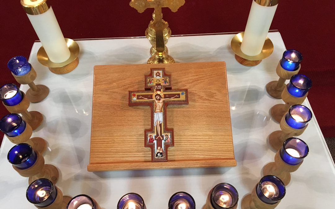 5 Activities for the Exaltation of the Holy Cross With the Domestic Church