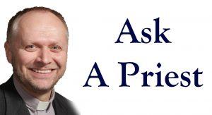 Ask a Priest Bishop David