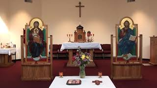 St Sophia Parish Divine Liturgy Sunday, October 11, 2020