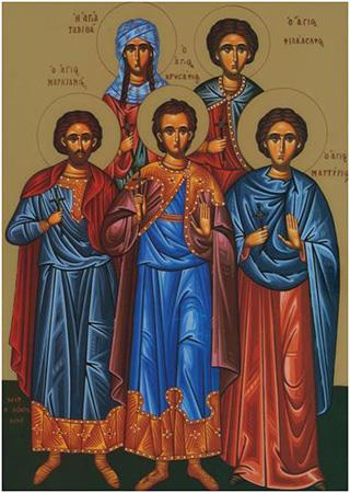 Twenty-first Sunday after Pentecost; Oct 25, 2020