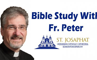 Bible Study with Fr. Peter Online