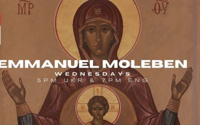 Emmanuel Moleben at Holy Eucharist Cathedral