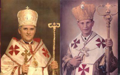 Former Bishops of the Edmonton Eparchy
