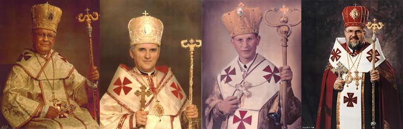 Bishops of Edmonton Eparchy