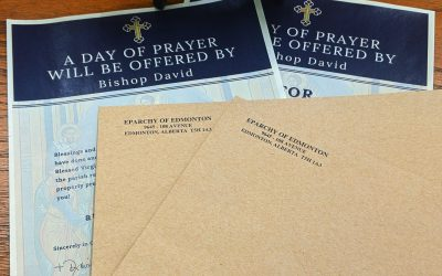 Bishop's Thank-You Campaign