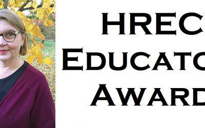 Winner of This Year's HREC Educator Award for Holodomor Lesson Plan Development