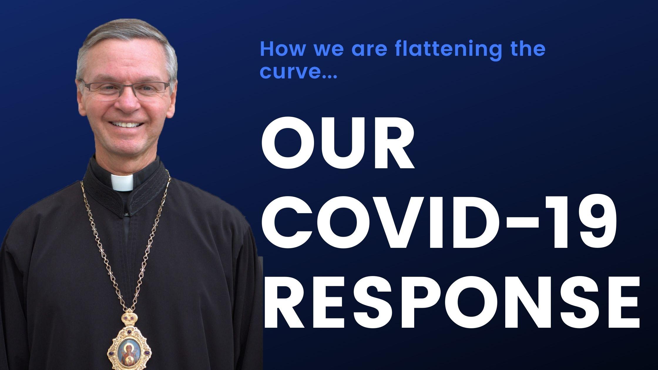 Edmonton Eparchy COVID-19 Response