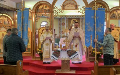 30th Anniversary of the New Church of St. Vladimir in Red Deer