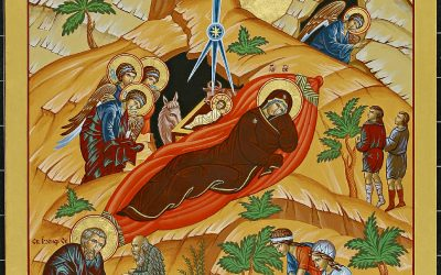 Explanation of the Icon of the Nativity of our Lord