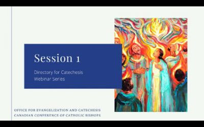 Directory for Catechesis Webinar Series and Resource Kit