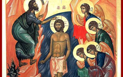 January 6: The Holy Theophany of Our Lord, God and Saviour Jesus Christ