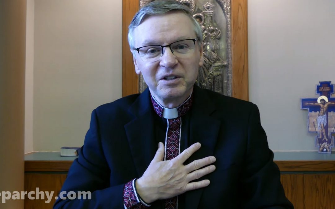 Bishop David's Message to Graduating Classes