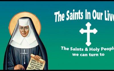 Who Was Mother Saint Katharine Drexel?