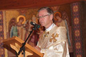 Bishop David Mundare