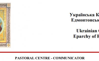 The Pastoral Centre Communicator June 30 2021