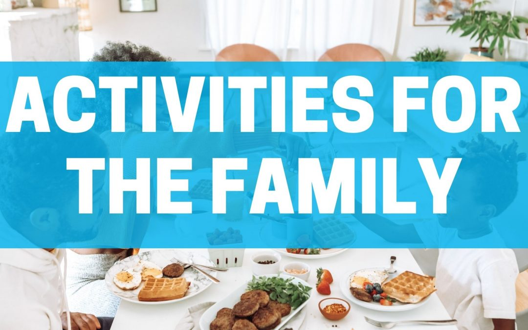 10 Ways to Get the Family Involved [Trivia Game Included!]