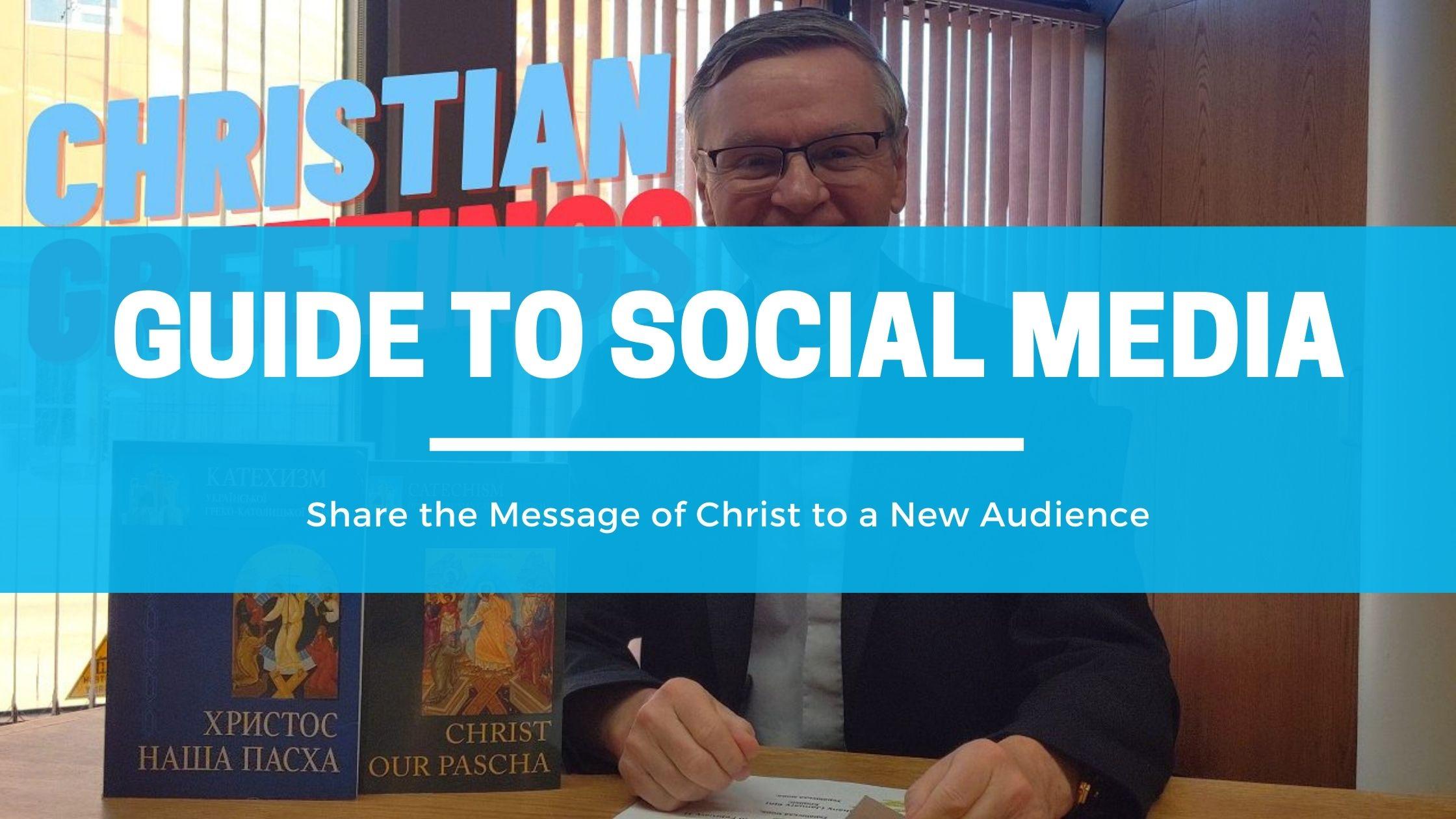Ukrainian Catholic Social Media