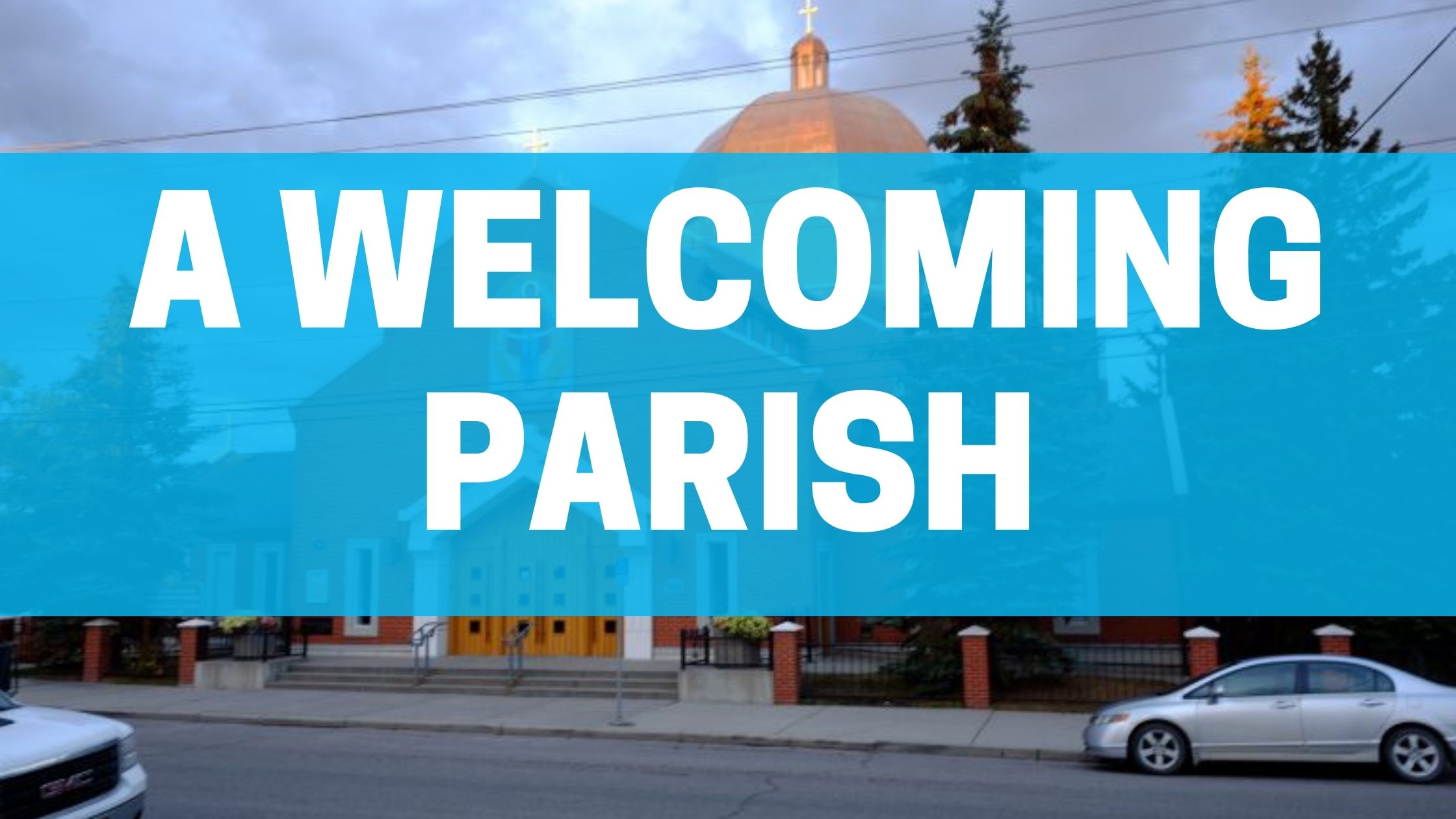 Become a Welcoming Catholic Parish