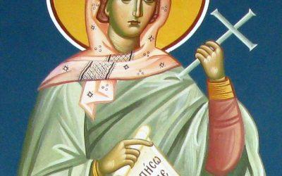 Third Sunday after Pentecost, Tone 2; June 13.