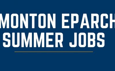 Edmonton Eparchy Summer Jobs Opportunities