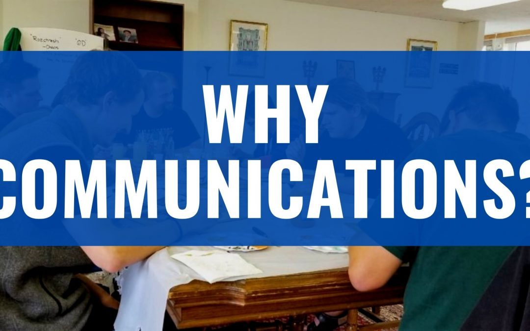 Why Your Parish Council Needs Communications