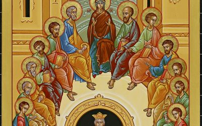 Learn About the Descent of the Holy Spirit Icon