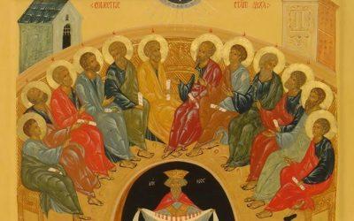 Feast of Pentecost – Celebration of our Parish Feast – Holy Trinity Ukrainian Catholic Church