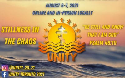 Young Adults Gathering – Unity 2021