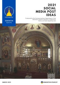 Ukrainian Catholic Social Media Post Ideas