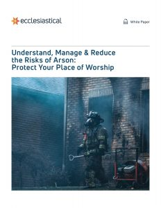 Understand Manage and Reduce the Risk of Arson for Your Place of Worship (Ecclesiastical) June 2021-page-001