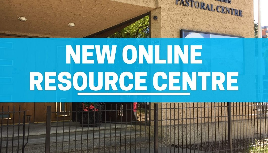 Edmonton Eparchy's New Online Resource Centre Launched