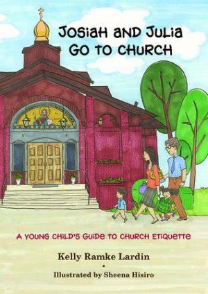 Josiah and Julia go to Church
