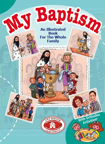 My Baptism: An Illustrated Guide