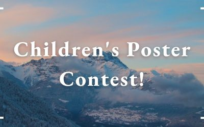Children's Poster Contest!