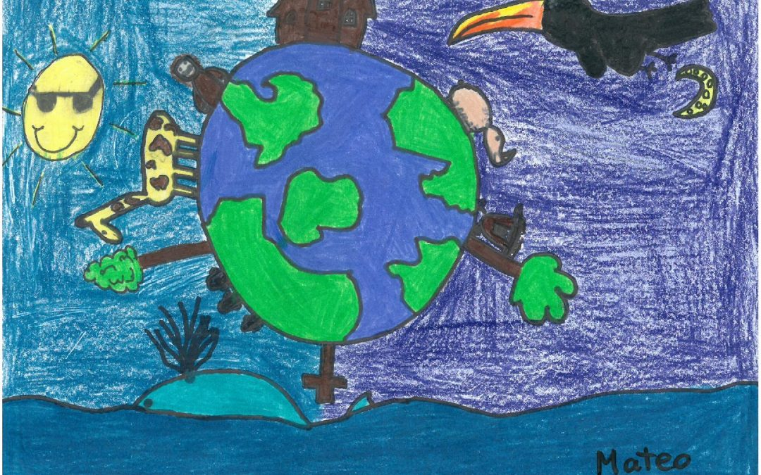 Children's Poster Contest Submissions
